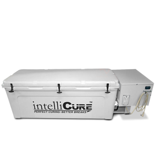 intelliCure Mega Curing Box