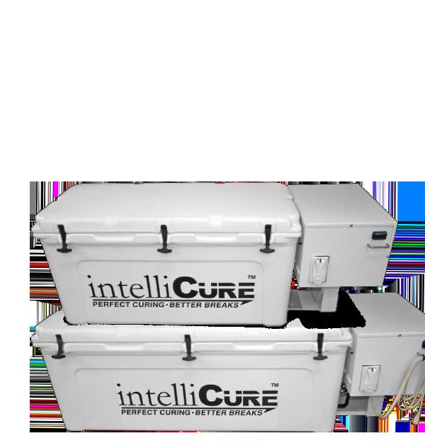 intelliCure Mini Curing Box